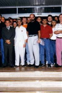 Thai Bankkong ThaiBoxStadion 1997 02
