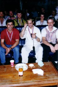 Thai Bankkong ThaiBoxStadion 1997 05