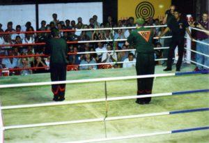 Thaibox Stadion Thailand 23.2.1997 001