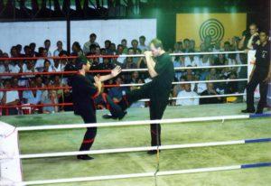 Thaibox Stadion Thailand 23.2.1997 002
