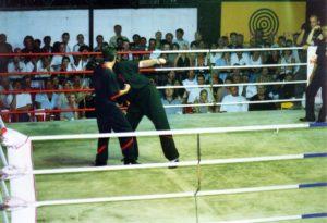 Thaibox Stadion Thailand 23.2.1997 004