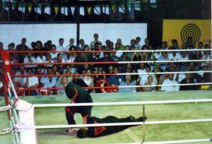 Thaibox Stadion Thailand 23.2.1997 006