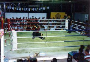 Thaibox Stadion Thailand 23.2.1997 007