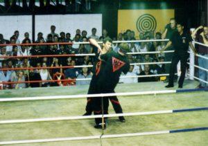 Thaibox Stadion Thailand 23.2.1997 009
