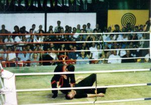 Thaibox Stadion Thailand 23.2.1997 010