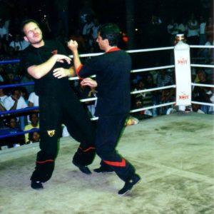 Thaibox Stadion Thailand 23.2.1997 017