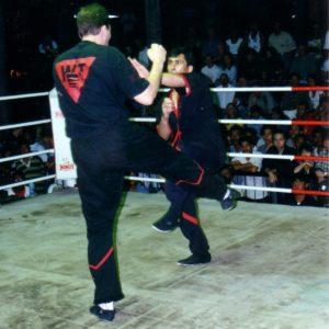 Thaibox Stadion Thailand 23.2.1997 018