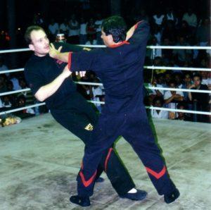 Thaibox Stadion Thailand 23.2.1997 044