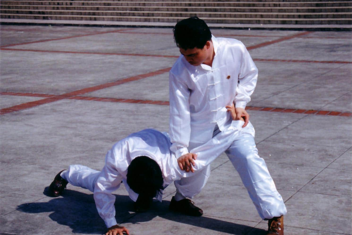 china polizei kungfu 1995
