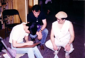 HongKong 1995 Master Tassos GM Leung Ting