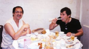 HongKong 1995 Master Tassos GM LeungTing Essen