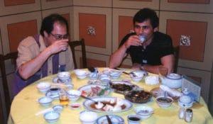 HongKong 1995 Master Tassos GM LeungTing Essen2