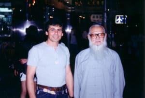 HongKong 1995 Master Tassos Professor Chu 1
