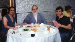 HongKong 1995 Master Tassos Professor Chu Leung Ting