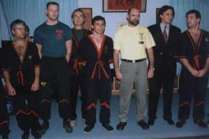 HongKong 1997 Master Tassos GM Kernspecht