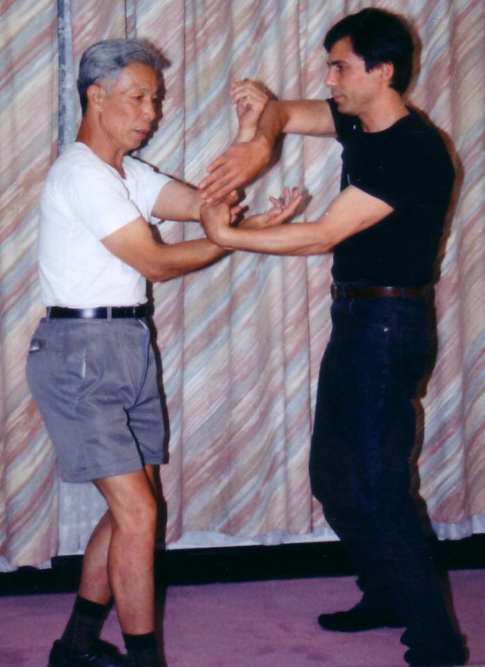 China Fatshan-GM Lun Kai-Master Tassos