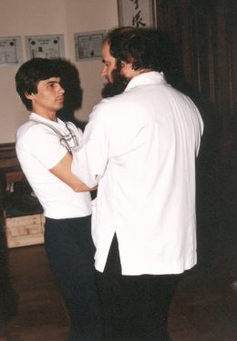 Schüler Tassos-Master Kernspecht